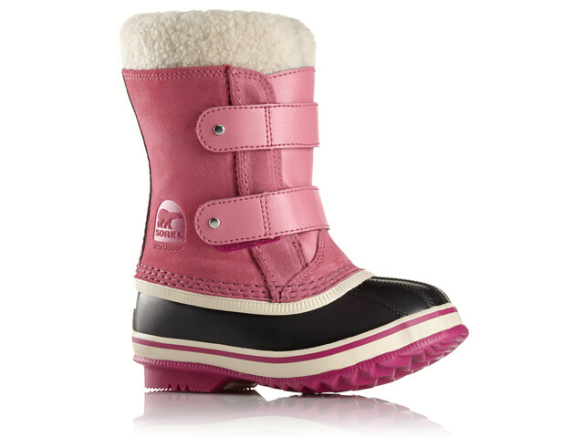 Sorel 1964 Pac Strap Boots Kinder tropic pink